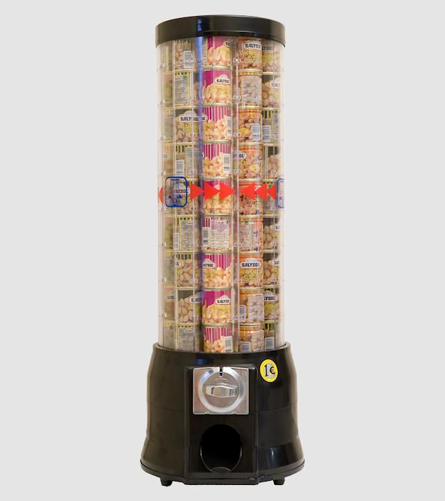 distribuidor automatico aperitivos salysol m81 pret Parts Of The Coffee Machine Coffee Capsules Dispenser Clenport
