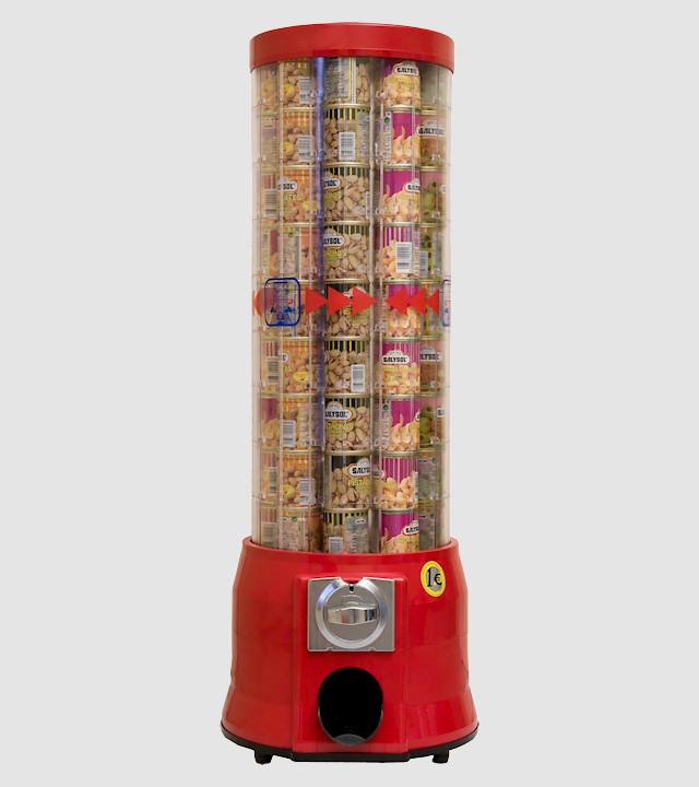 distribuidor automatico aperitivos salysol m81 verm Parts Of The Coffee Machine Coffee Capsules Dispenser Clenport